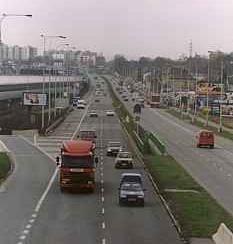 Road traffic noise (ENVIS - Prague enviromental information